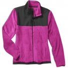 Danskin Now Women Fleece Jacket Size XL (16-18)
