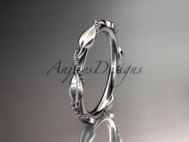 platinum wedding ring,engagement ring,wedding band ADLR178B