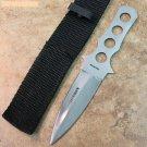 """7""""  KNIFE WITH SHEATH Sku : 456-7"""