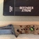 "8"" CAMOUFLAGE FOLDING KNIFE WITH BELT CLIP Sku : 7347"