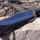 "15"" Survival Knife with Sheath SKU:4131"