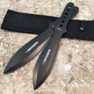 New Set of 2  Knives with Sheath SKU:5315