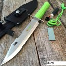 "13"" Zomb-War Bayonet Survival Knife Stainless Steel with Sheath SKU:8140"