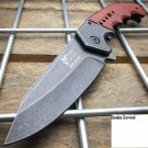 """9"""" SPRING ASSISTED OPEN Tactical Blade"""