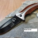Elk Ridge S/A Open Pocket Knife Code-Helen Mckinzie
