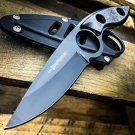 "7"" Hunting Skinning Tactical Survival Fixed Blade Full Tang Knife CODE-RECO PECO"