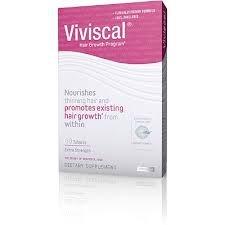 Viviscal Hair Growth Program-60 Tablets-Extra Strength