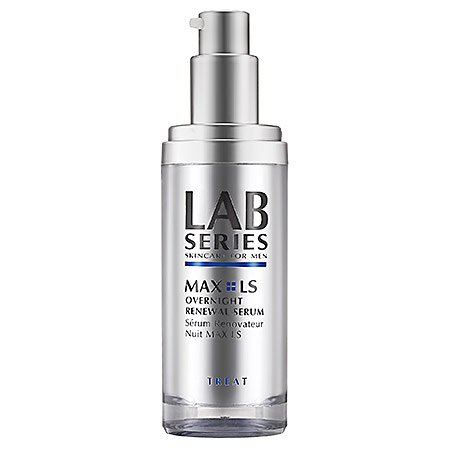 Lab Series Skincare for Me MAX LS Overnight Renewal Serum-1.0 Fl Oz