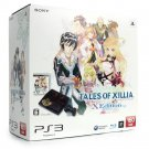 PlayStation 3 TALES OF XILLIA X Edition 160GB (CEJH-10018 )Japan Limited NEW F/S