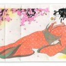 Kyoto Ukiyoe Wonder Towel,Cotton Tenugui Maiko Geisha from Japan NEW