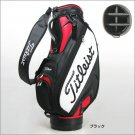 Titleist Carry, Caddy Bag , Golf Bag CB203 Black Type 8.5 Tour Model from Japan