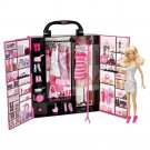 Pink Closet of Barbie X5357 Costume Case New from Japan