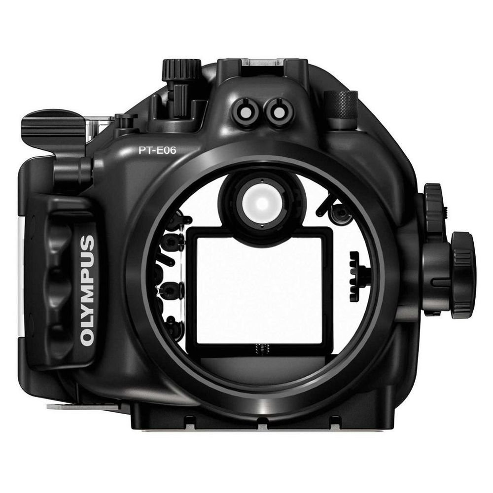 OLYMPUS PT-E06 Underwater Waterproof Protector,Cover, Case for E-620