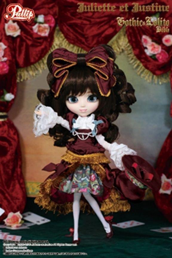 Pullip Karen P-078 Justine Lolita Doll Groove from JAPAN NEW