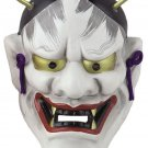 HANNYA Devil, Demon Ceramics Mask Wall hanging Interior Omen from Japan NEW