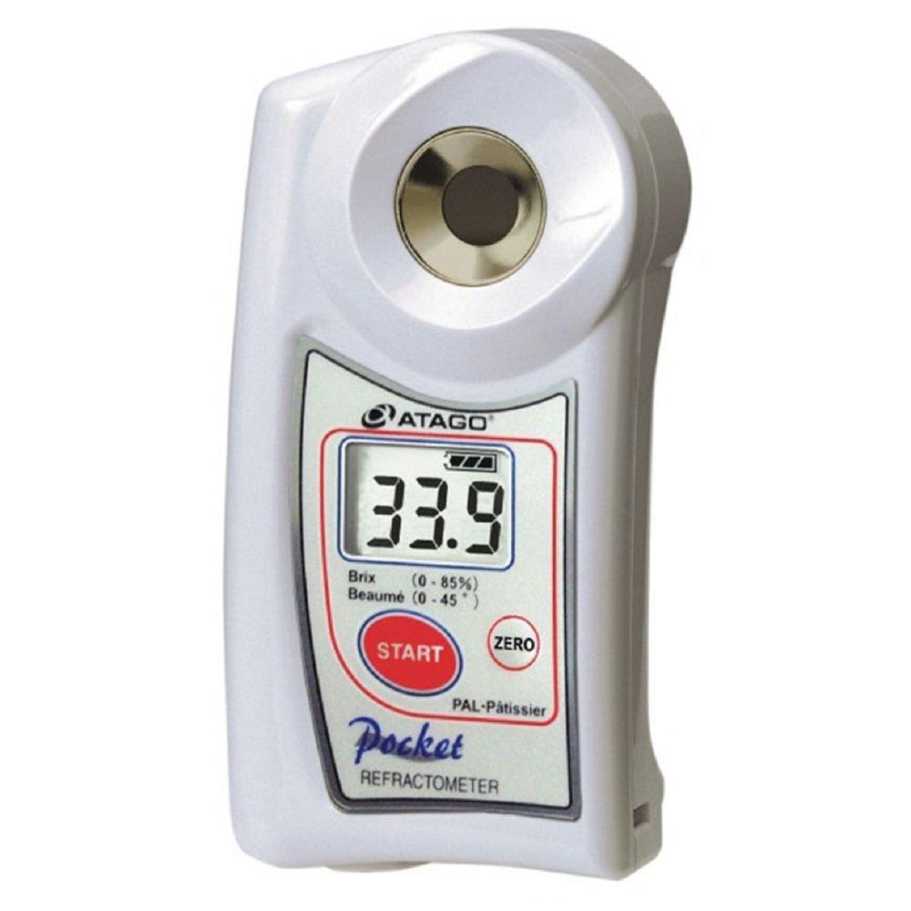 Atago Pocket Refractometer ,Densitometer Brix 0-85% PAL-PATISSIER from Japan NEW