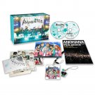 ANOHANA FES MEMORIAL BOX Blu-Ray+Booklet+Strap Japan Limited Edition NIB F/S NEW