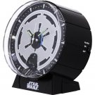 STAR WARS Darth Vader Black Alarm Clock ,Rhythm clock from Japan Brand new