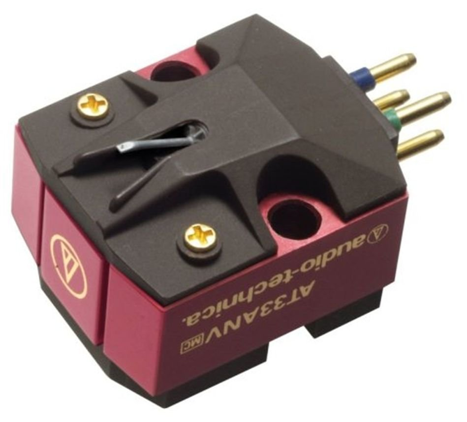 Audio-Technica AT33EV Moving Coil MC Cartridge Japan Free Shipping! NEW