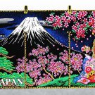 Mount Fuji Noren , Japanese tradition Article To a present !