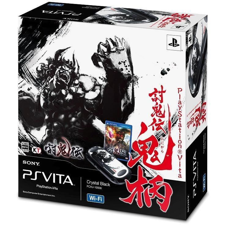 Console TOUKIDEN ONIGARA Vita Sony PlayStation PSV JAPAN Game soft New