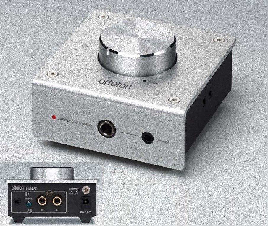 ORTOFON Hd-Q7 Headphone Amplifier High End Japan NEW Free Shipping!