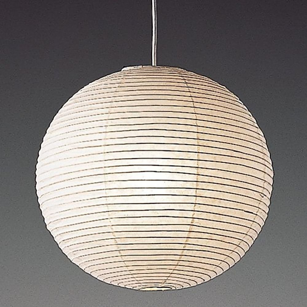 Isamu Noguchi Pendant Light AKARI P2451X-199 From JAPAN