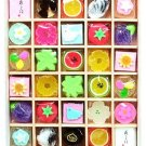 """Garden of Kyoto"" KYOGASHI Candy Jelly Traditional Japanese Sweets Kyoto Japan"