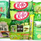 Kitkat Matcha,Chocolate Candy tea Cookie Nestle Glico Pocky Assorted from JAPAN