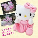Hello KittySmartphone Iphone Case Mobile Case with Doll Plush Doll SANRIONEW F/S