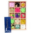 KYOGASHI Smal garden Kyoto Sweets Candy,Jelly set Traditional Japanese Sweets
