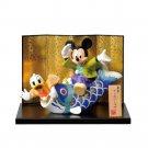 2015 Carp Hina Dolls of Mickey & Donald DuckTokyo Disney Resort sea limited NEW