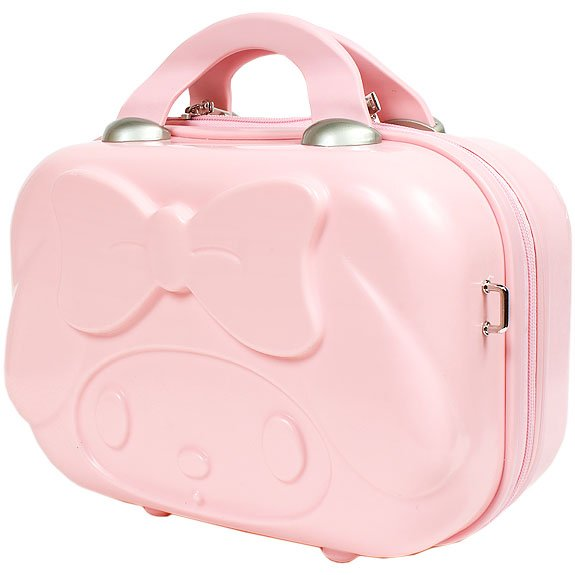 My Melody Suitcase Travel Luggage Carry Bag Case Sanrio JAPAN Free shipping NEW