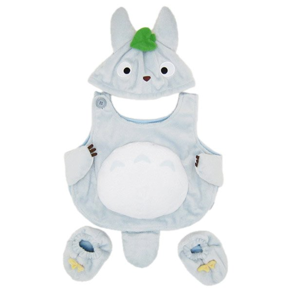 Ghibli My Neighbor Totoro Costume Set for Child,Infant Roomwear Gift Japan NEW
