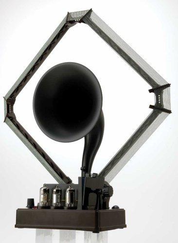 New Gakken Vacuum Tube Radio Ver. 2 - Gakken Vintage DIY Kit Japan