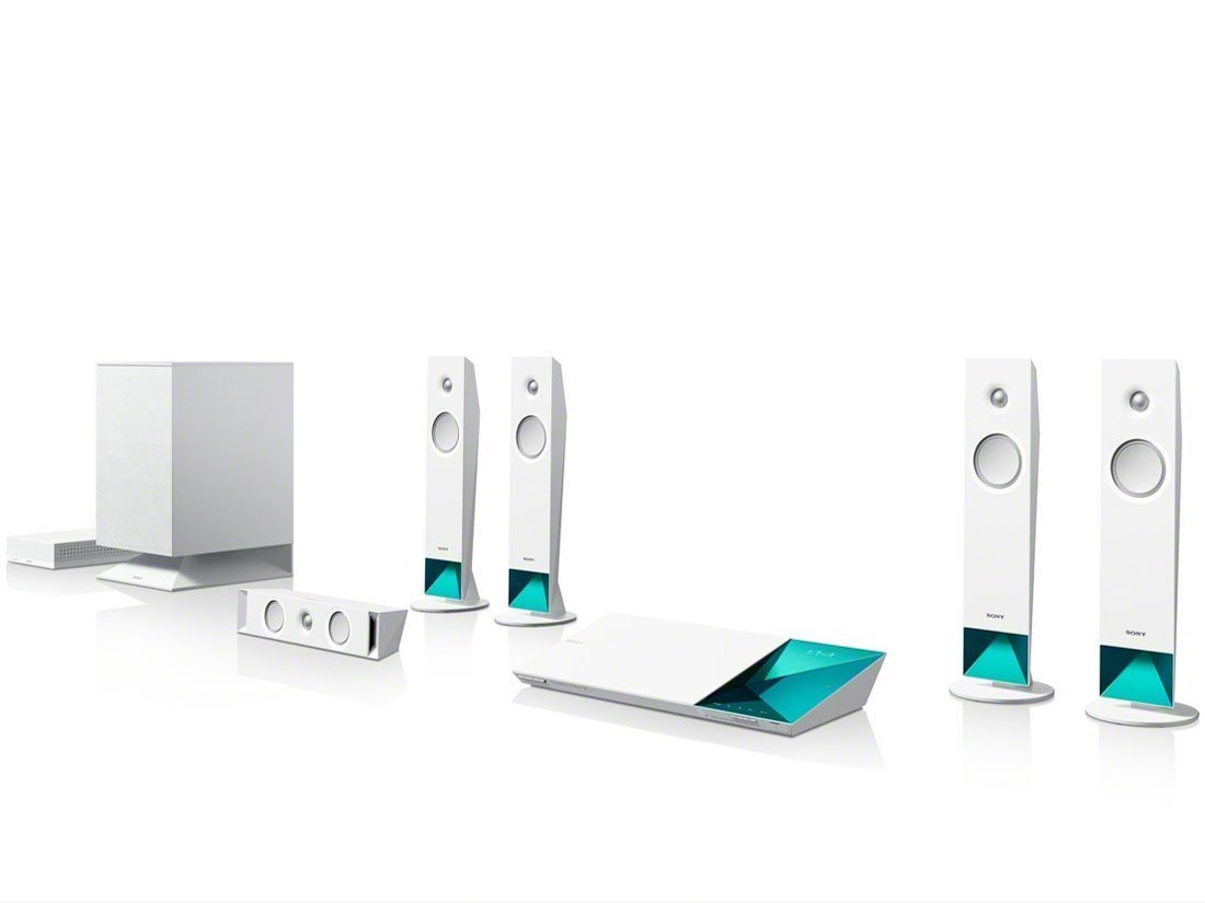 SONY Home Theater System BDV-N1WL NEW Wireless Music Play Smartphone Japan NEW