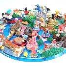 Lawson x Coca-Cola 25th Anniversary Tokyo Disneyland mini Diorama MiniatureJapan