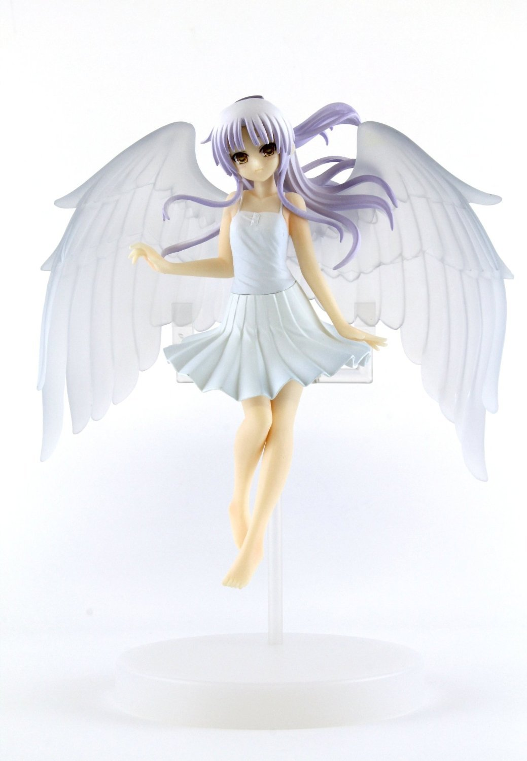 NEW Angel Beats Japan Anime PVC Figure Kanade Tachibana Angel 3 JP Limited Rare