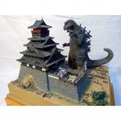 Godzilla Birth 60 Anniversary Hideyoshi vs.Godzilla Figure 1/350 PaintedDiorama