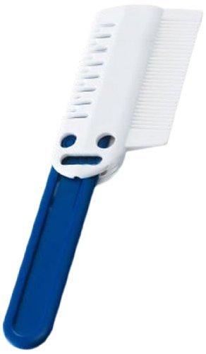 Mudage Jolie Body Hair Thinner - Comb razor for men, from Japan