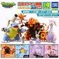 Takara Pocket Monsters 4 Rittai Pokemon Zukan XY04 1/40 Scale Figure Set of 4�