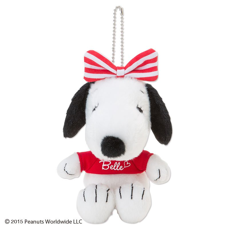 Snoopy mascot holder (Bell)�NEW