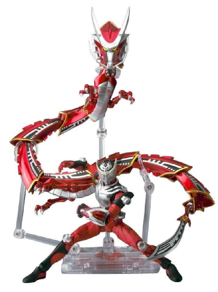 BANDAI SH S.H.Figuarts Kamen Rider Ryuki & Dragreder(Masked) Action Figure Japan