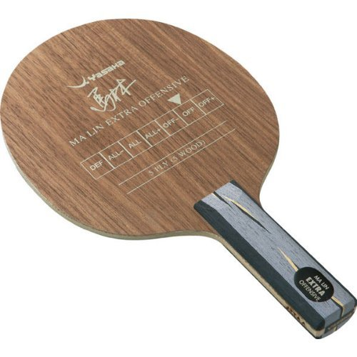 Yasaka Table Tennis Paddle Ma Lin Extra Offensive MEO-1 STR YM-21 Racket Japan