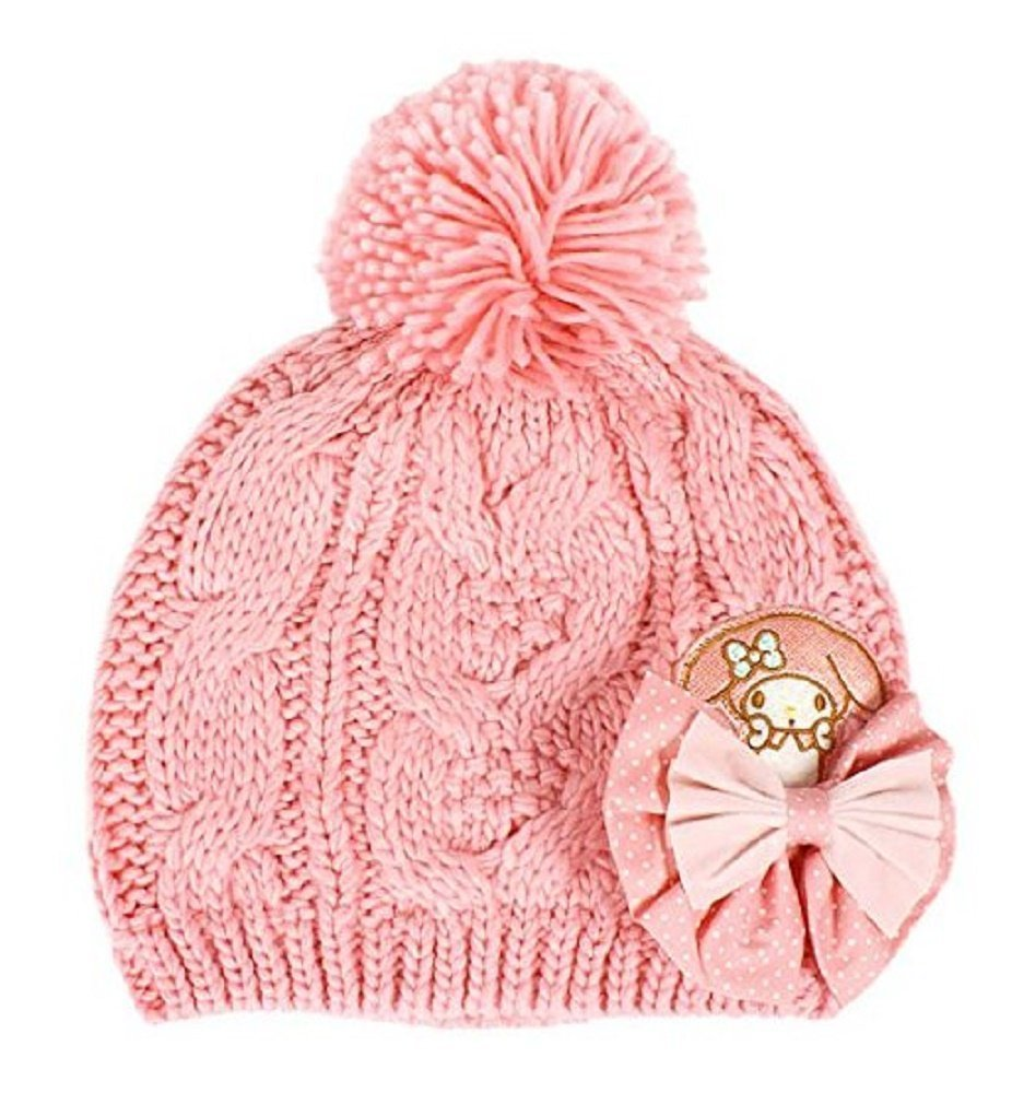 Sanrio Japan My Melody Adult Warm Knit Hat Cap