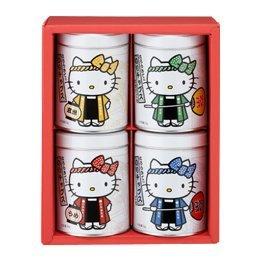 Sanrio Limited Japan Hello Kitty Seaweed Can Gift Box Set