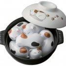 Pot puzzle tortoiseshell cat Nyanko Japan Import Toy Hobby Gift
