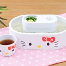 Summer! Hello Kitty Electric Nagashi Somen Machine set Noodles Somen sink NEW