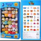 Disney Maitsumu The First Anniversary TSUM TSUM Stuffed Toy 40 pcs Set Japan NEW