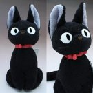 Stuffed M Doll Gigi black cat Kiki's Delivery Service Studio Ghibli Japan